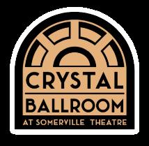 Crystal Ballroom at Somerville Theatre
